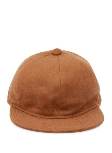 Borsalino Şapka Camel